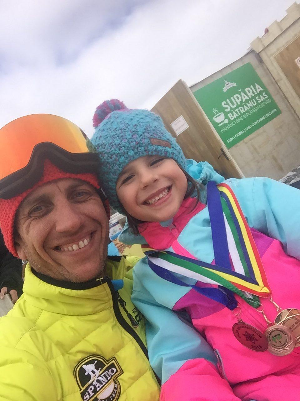 campionat de schi
